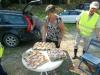 Maggan och Kerstin bjuder på fika