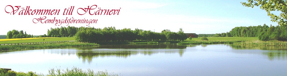 Välkommen till Härnevi